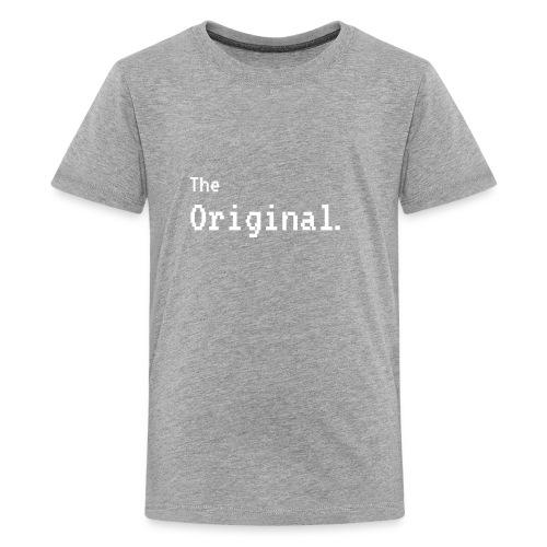 The Original - The Remix Funny Matching - Kids' Premium T-Shirt