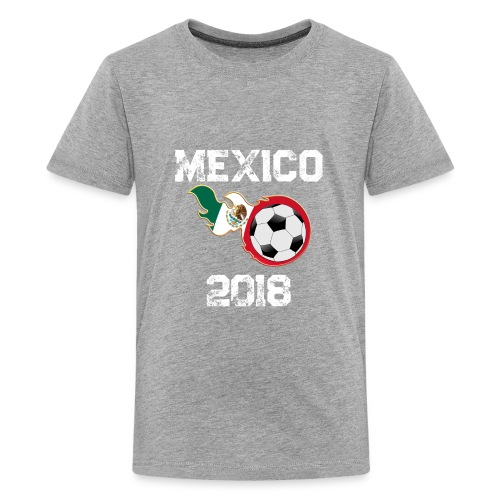 National Soccer Team World Flag Cup 2018 Shirts - Kids' Premium T-Shirt