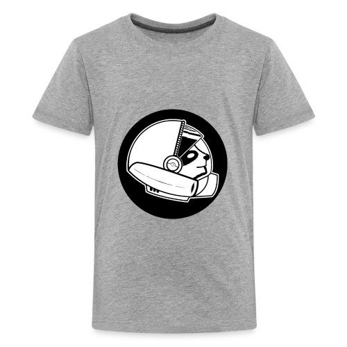Space Sloth Logo - Kids' Premium T-Shirt