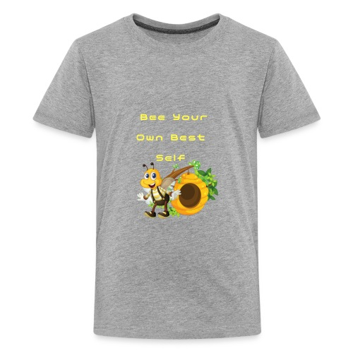 Bee Your Own Best Self - Kids' Premium T-Shirt