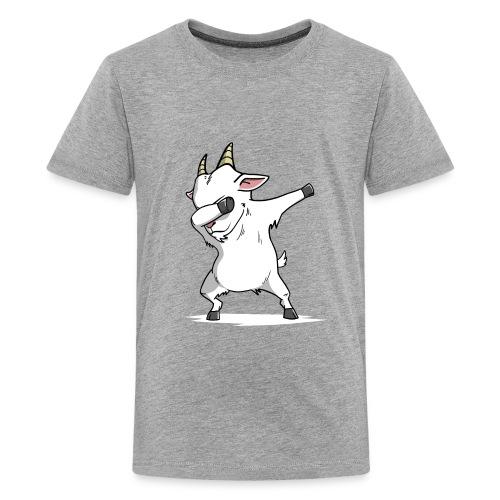 Funny Goat Dabbing - Kids' Premium T-Shirt