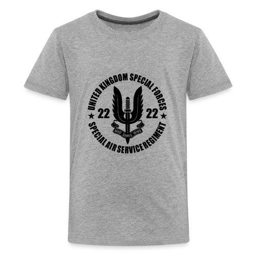 SAS Special Air Service British Special Force - Kids' Premium T-Shirt
