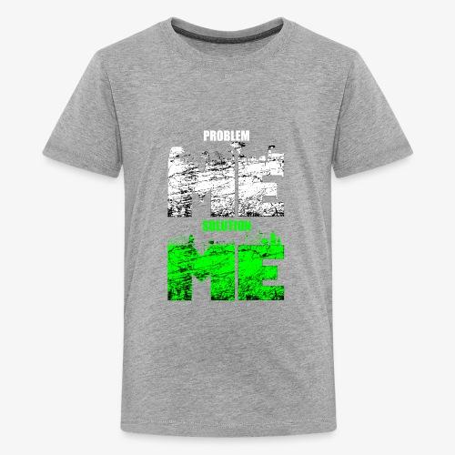 PROBLEM VS SOLUTION - CONT - Kids' Premium T-Shirt