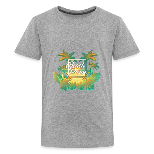 BeachPlease - Kids' Premium T-Shirt