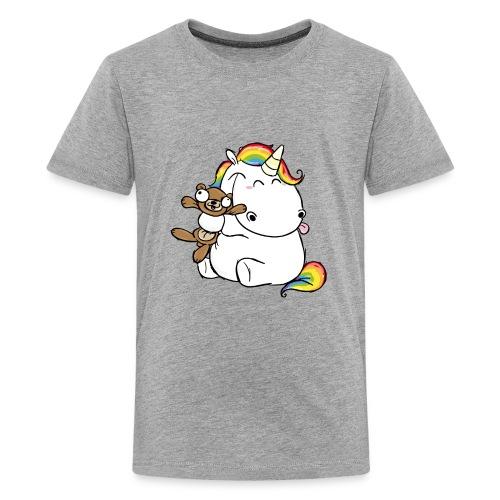 Happy Unicorn - Kids' Premium T-Shirt