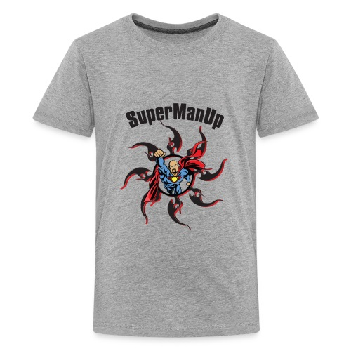 SuperManUP - Kids' Premium T-Shirt