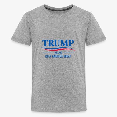 Trump 2020 T-Shirt - Kids' Premium T-Shirt
