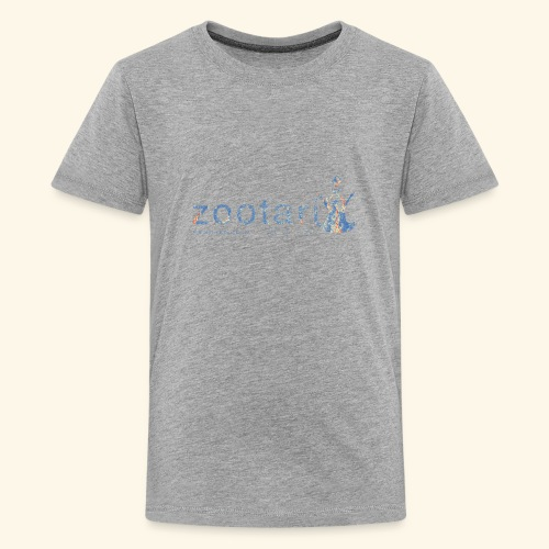 zootari official - Kids' Premium T-Shirt