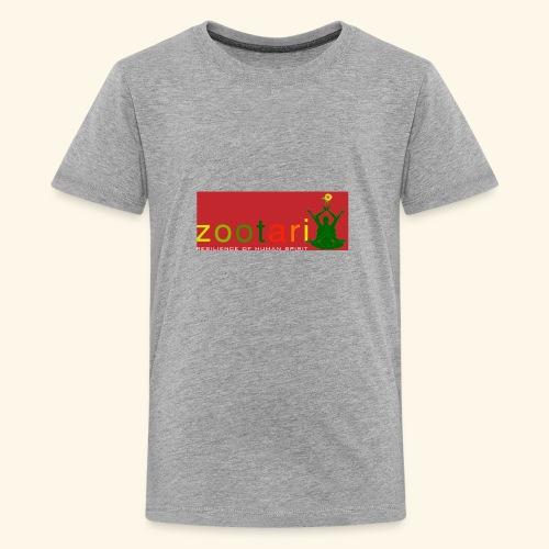 zootari brand - Kids' Premium T-Shirt
