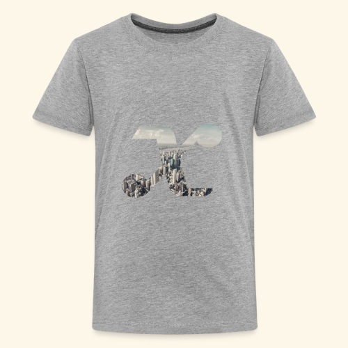 New York X - Kids' Premium T-Shirt