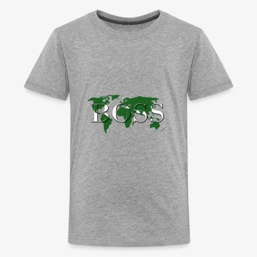 World Boss Premium Design - Kids' Premium T-Shirt