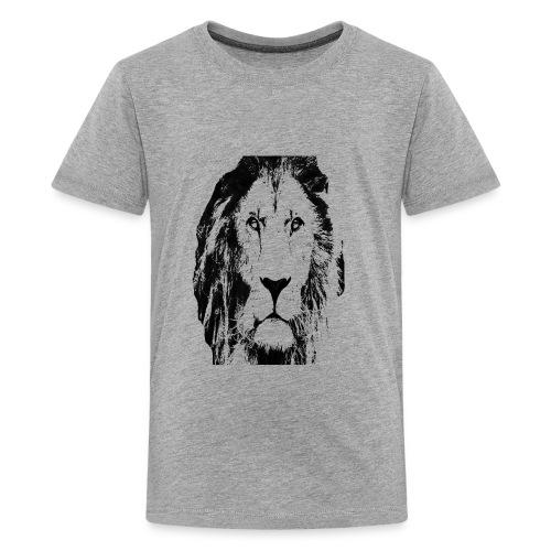 Lion FACE - Kids' Premium T-Shirt