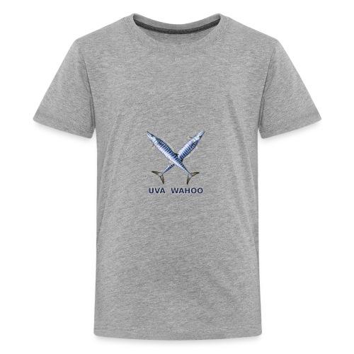 UVa Wahoo - Kids' Premium T-Shirt