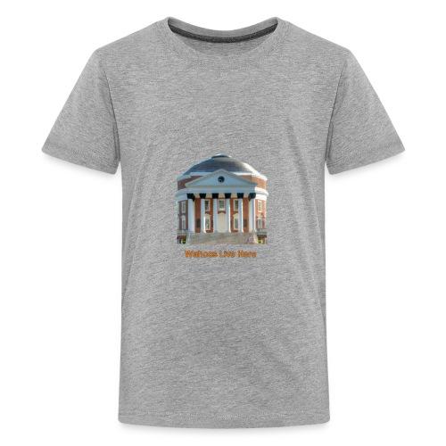 Wahoos' Playground - Kids' Premium T-Shirt