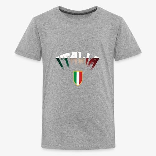 ITALIA design - Kids' Premium T-Shirt