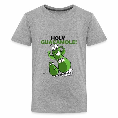 Holy Guacamole Giant Avocado T-shirt - Kids' Premium T-Shirt