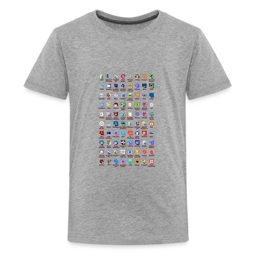 Windows Icons - Kids' Premium T-Shirt