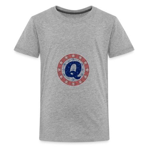QAnon - Kids' Premium T-Shirt