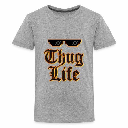Thug life t-shirt - Kids' Premium T-Shirt