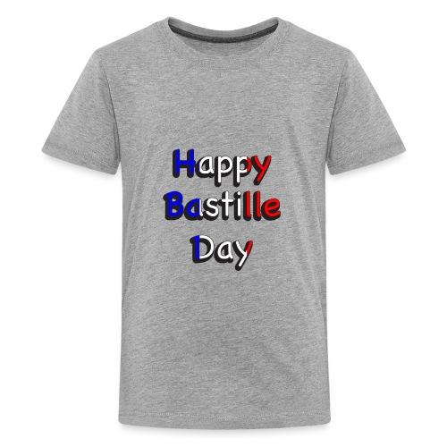 Happy Bastille Day - Kids' Premium T-Shirt