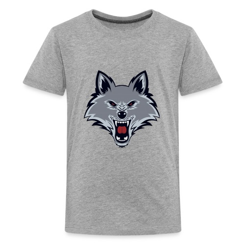 Wonderful Wolf Designs - Kids' Premium T-Shirt