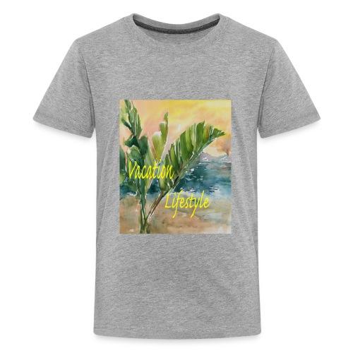Vacation Lifestyle Gifts - Kids' Premium T-Shirt
