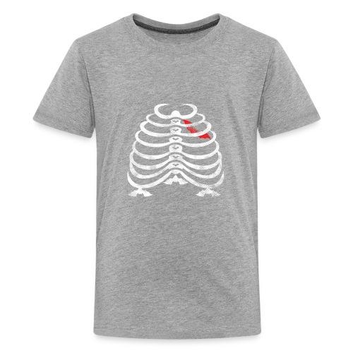 Heart And Soul Of A Bat Halloween - Kids' Premium T-Shirt
