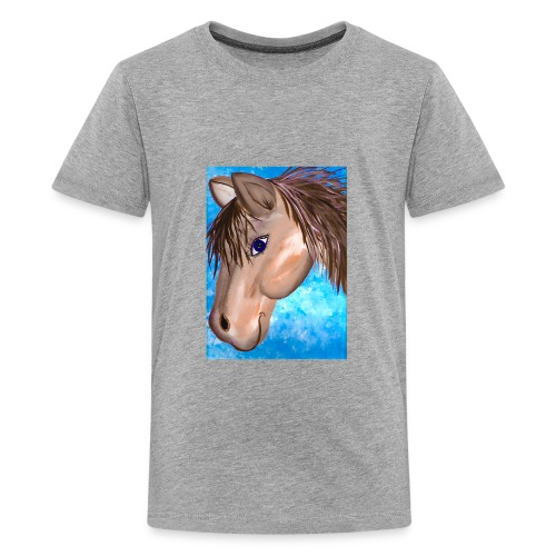 Horse (6) - Kids' Premium T-Shirt