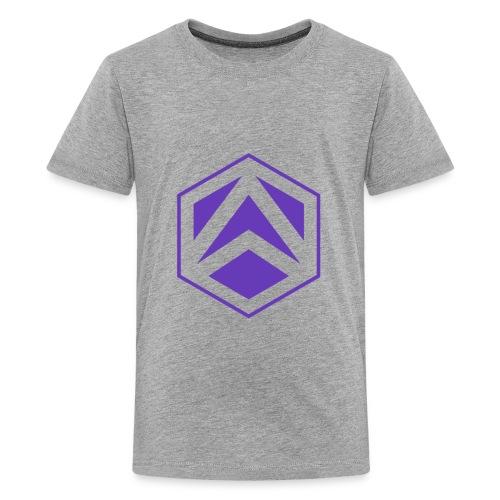 728D1056 0AB3 4B9B A974 49A5E0B3CC6C - Kids' Premium T-Shirt