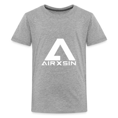 AIRXSIN Logo T - Kids' Premium T-Shirt