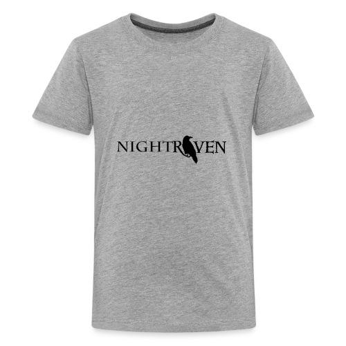 Night Raven Official Gear - Kids' Premium T-Shirt