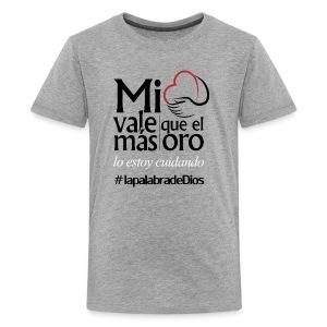 Cuida el Corazón - Kids' Premium T-Shirt