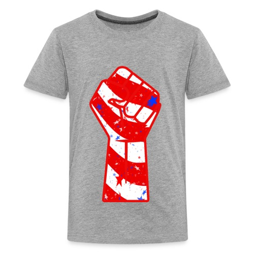 4th of July spreed shirt the independence day red - Kids' Premium T-Shirt