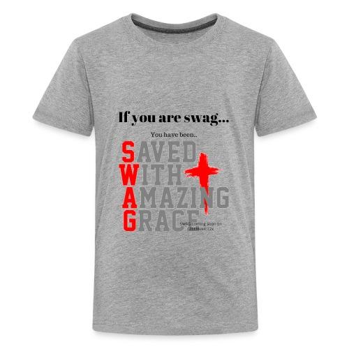 Stay Swag - Kids' Premium T-Shirt