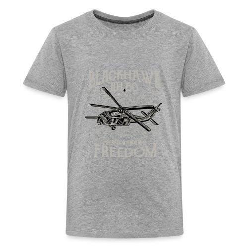 Blackhawk Operation - Kids' Premium T-Shirt