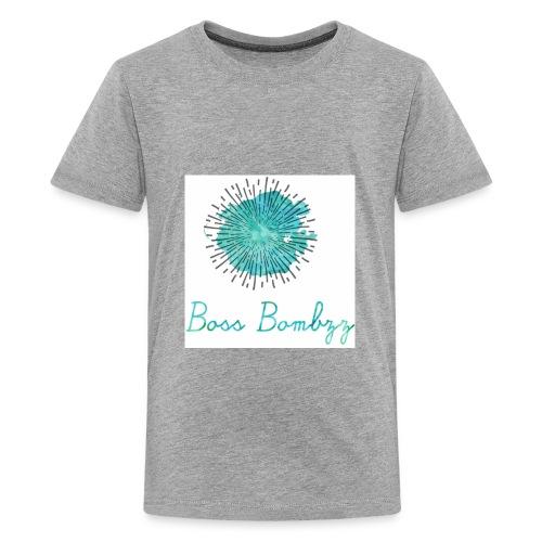 BossBombzz - Kids' Premium T-Shirt