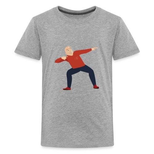 Einstein dancin' - Kids' Premium T-Shirt