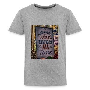 A Great America - Kids' Premium T-Shirt