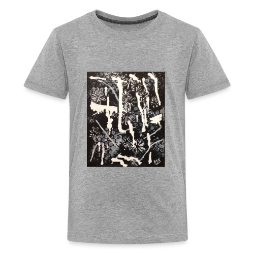Into the darkness - Kids' Premium T-Shirt