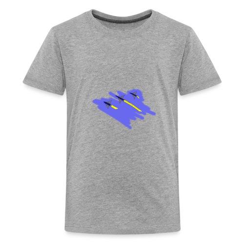 Planes! - Kids' Premium T-Shirt