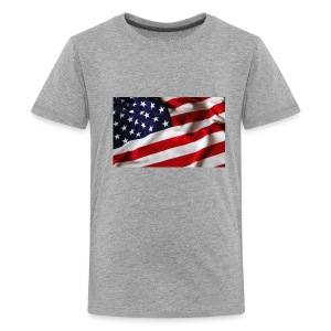 HAPPY Independece Day 4th July USA - Kids' Premium T-Shirt