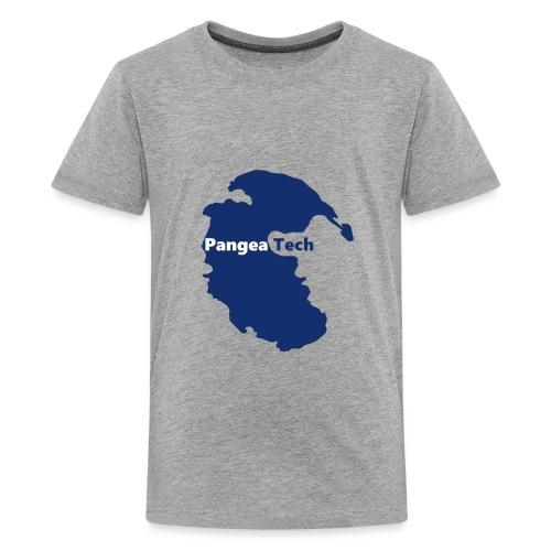 Pangea Tech Logo - Kids' Premium T-Shirt