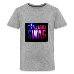 SWAG IS LIFE - Kids' Premium T-Shirt