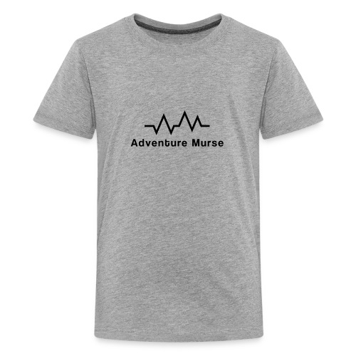 AdventureMurse Logo - Kids' Premium T-Shirt