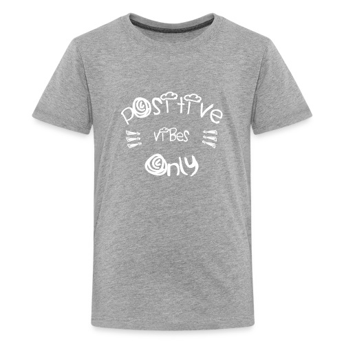 Be Positive - Kids' Premium T-Shirt
