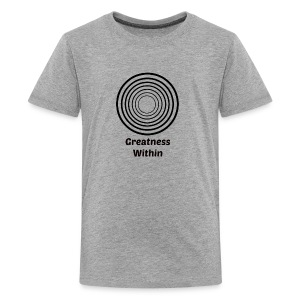 Greatness Within - Kids' Premium T-Shirt