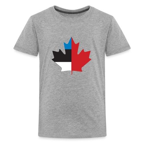 Esto-Canadian - Kids' Premium T-Shirt