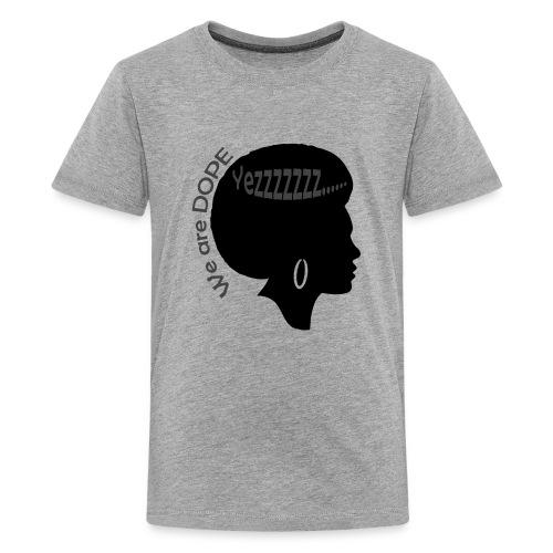 Black female consciousness. - Kids' Premium T-Shirt