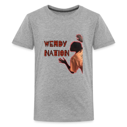wendy nation sees you t - Kids' Premium T-Shirt