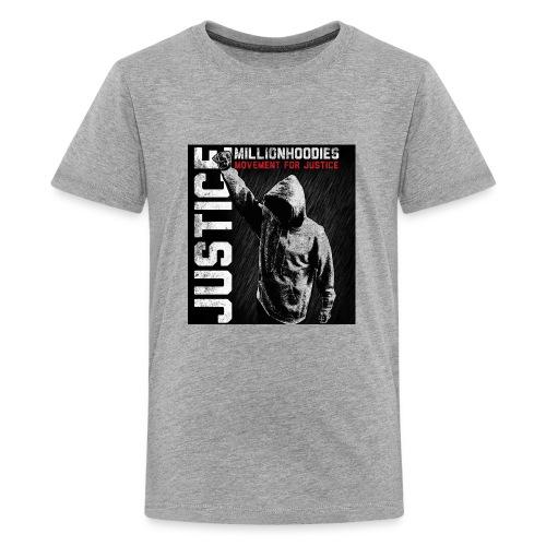 MHJ Justice - Kids' Premium T-Shirt